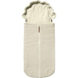 Saco capazo Joolz Essentials OFF WHITE Rayas
