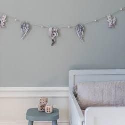 Guirnalda decorativa infantil Mrs. Mighetto