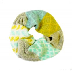 Cuello de lana Wool'n Wild Jaune adulto