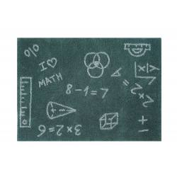 Alfombra Lavable I Love Maths Lorena Canals