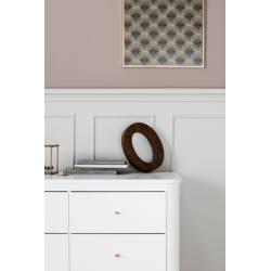 Cómoda Oliver Furniture Wood 6 cajones White