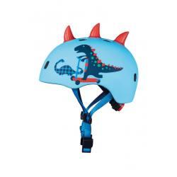 Casco Micro Dinosaurios 3D talla S