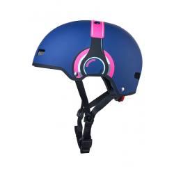Casco Micro Auriculares Rosa talla S