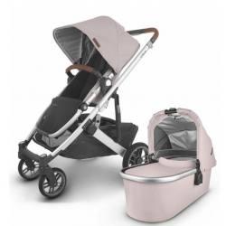 Carrito de bebé dúo UPPAbaby CRUZ V2 Alice (rosa empolvado)