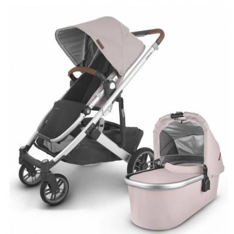 Carrito de bebé UPPAbaby CRUZ V2 Alice (rosa empolvado)