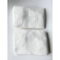 Pack 2 bajeras para colchón de capazo Only blanco