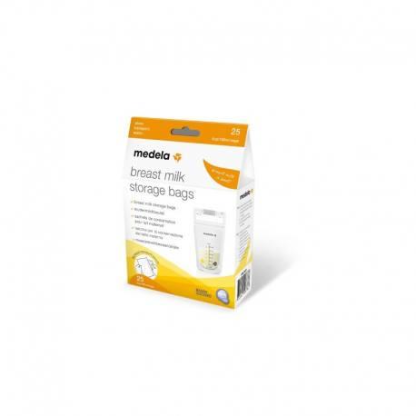 Bolsas para leche materna Medela Breast Milk Storage 25u.