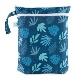 Bolsa impermeable doble compartimento Bumkins Tropic