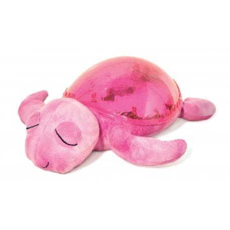 Lámpara quitamiedos Tortuga Tranquila Pink