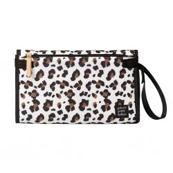 Clutch cambiador Leopard Petunia Pickle Bottom