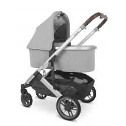Carrito de bebé dúo UPPAbaby CRUZ V2 Stella (gris melange claro)