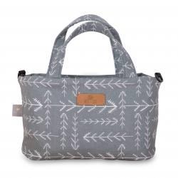 Bolso Minibag Meli + Lali Origins Gris