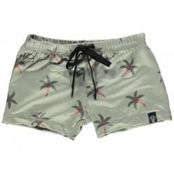 Short de baño UPF50 Aloha Palm