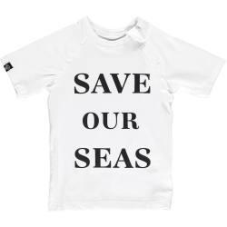 Camiseta de baño UPF50 Save our Seas