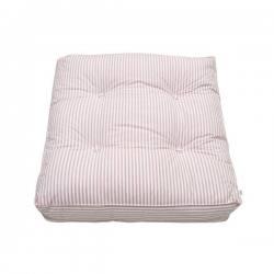 Cojín de suelo Striped Rose Oliver Furniture