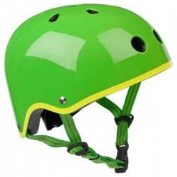 Casco Micro Verde Talla S