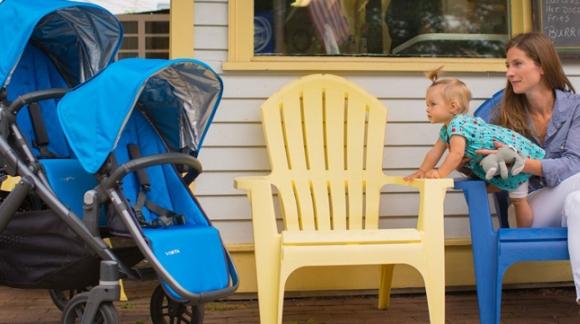 UPPAbaby Vista'15, el carro de bebé más deseado