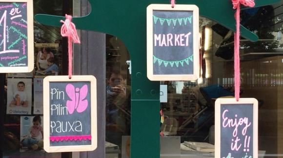 Así ha sido el I Pinpilinpauxa Market