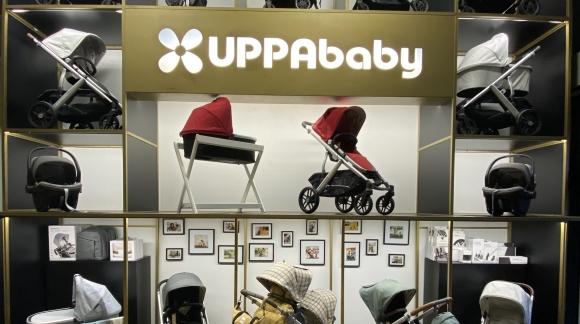 Carritos, capazos y sillas de paseo UPPAbaby