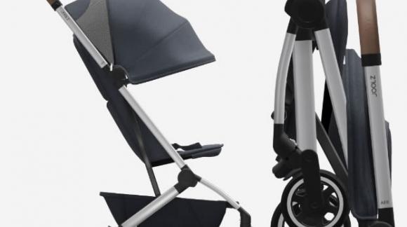 La silla de bebé más fácil de plegar: Joolz Aer