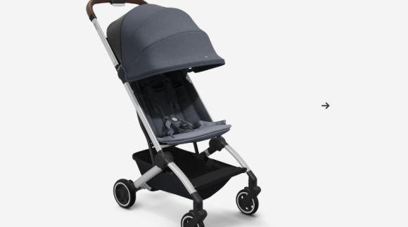 La silla de paseo más cómoda para viajar: Joolz AER