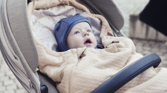 Saco de bebé para verano y otoño: Voksi Breeze Light