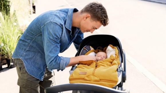 Saco para capazo de bebé y silla de coche Grupo 0: Voksi Move Light