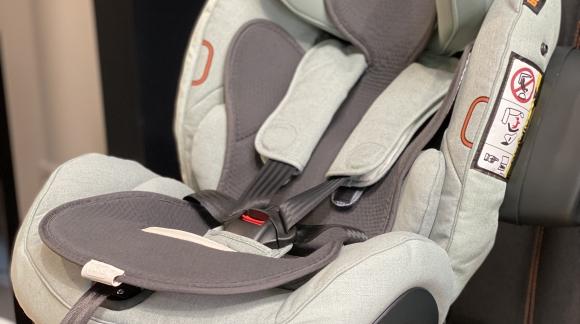 Colchoneta transpirable para silla de bebé para coche: Voksi