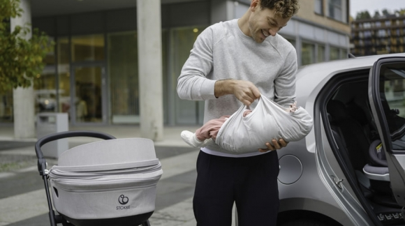 BeSafe iZi Transfer: sacar al bebé del coche sin despertarlo