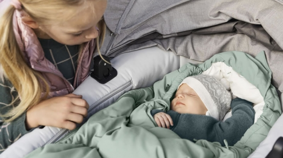 Los mejores sacos para tu bebé según Pinpi