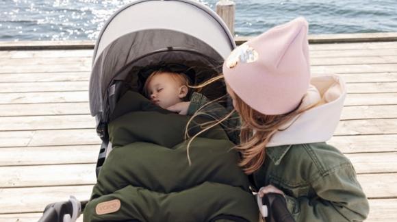 Sacos para el bebé evolutivos: desde recién nacido hasta el final