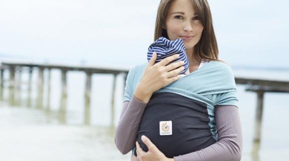 Cómo portear correctamente al bebé